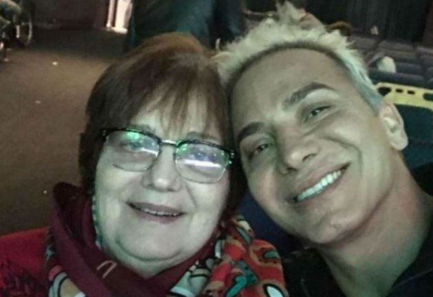 Falleció la mamá de Flavio Mendoza