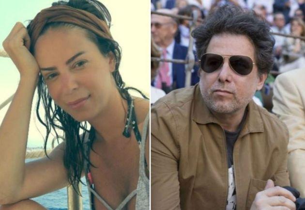 El famoso cantante y la mediática, juntos — Romance bomba