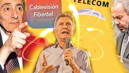Concentración. Para el autor, en lo que va de la gestión de Mauricio Macri hubo una política amigable con Clarín. Uno de los resultados es la unión anunciada en la última semana y que cambia el mapa comunicativo.