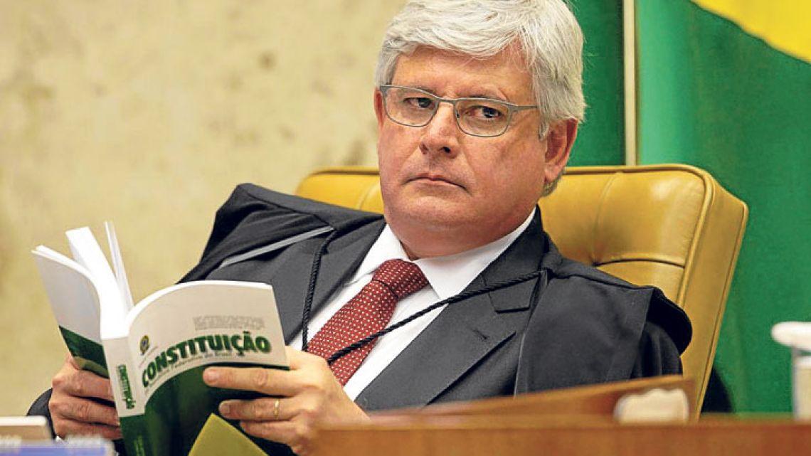 Prosecutor Rodrigo Janot.