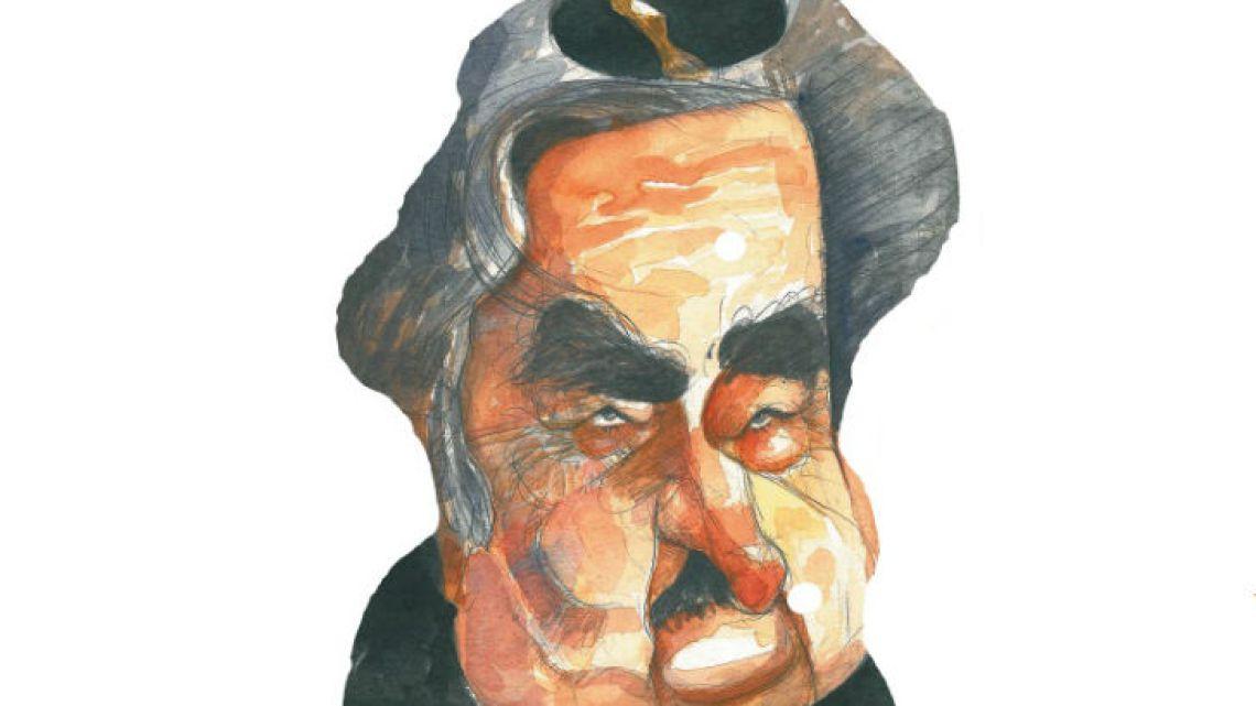 Former president Pepe Mujica.