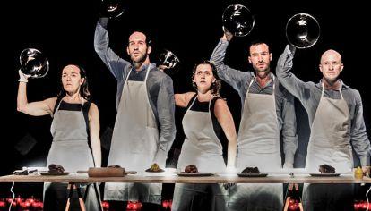 Invitados. Está el espectáculo Still Life, de la compañía italiana Ricci-Forte, con gran impronta.