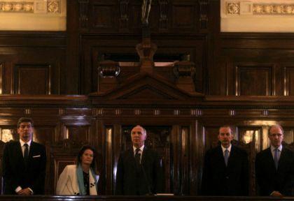 Corte Suprema de Justicia de la Nación.
