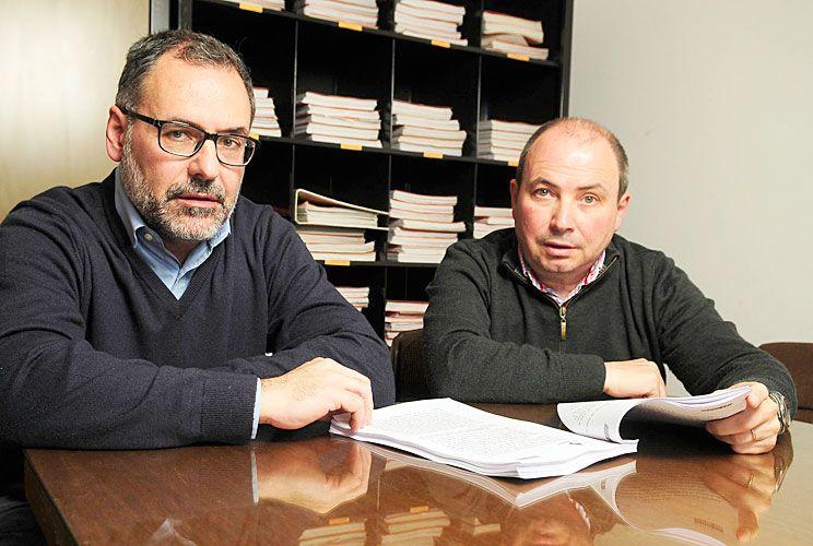 Maldita policía. Galarza y Ferreras creen que se tuvo que haber prescindido de la Bonaerense.