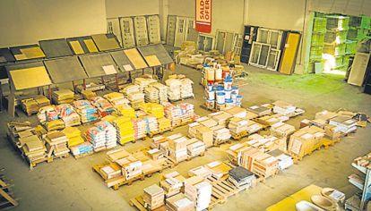 Alejandro Guanzetti tiene una proveedora de materiales de construcción en La Plata  y los números no le cierran. Por ahora no echó a ninguno de sus 30 empleados.