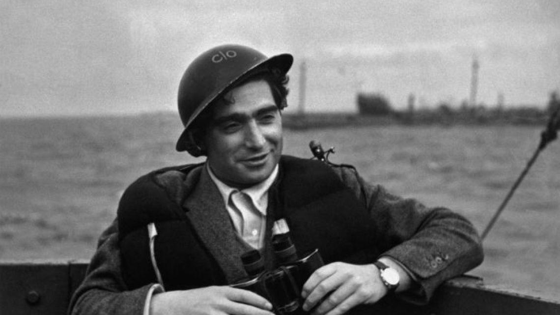 Robert Capa.
