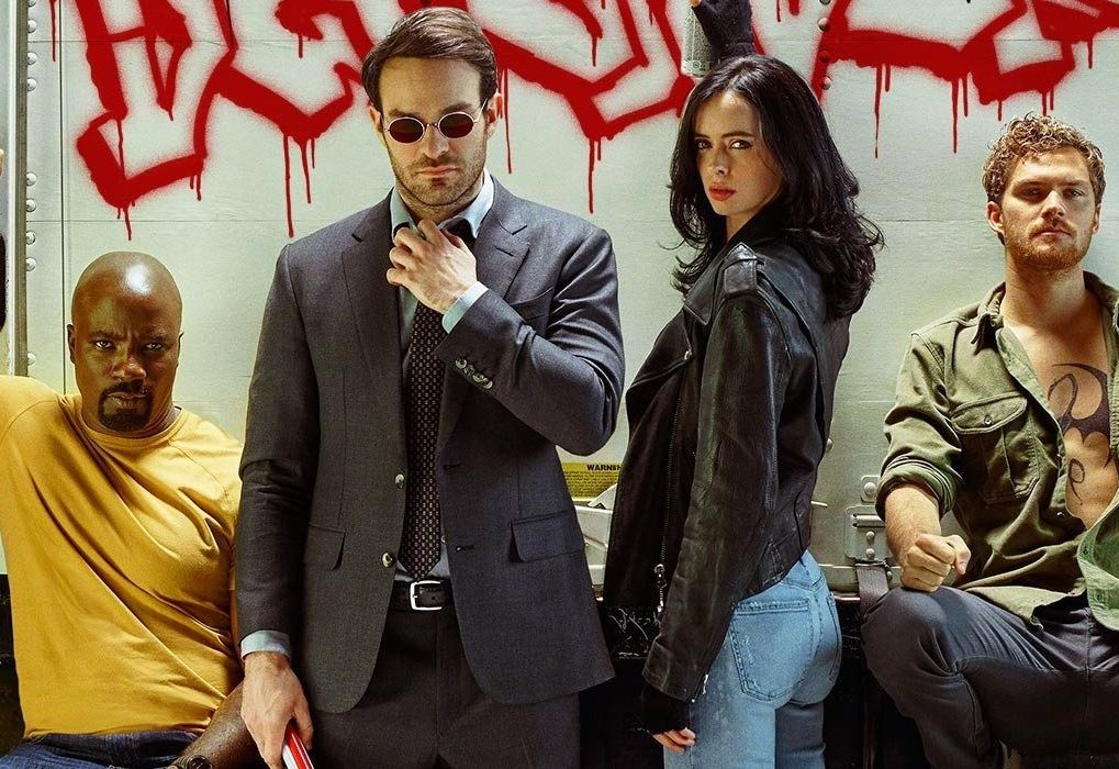 1) Marvel's The Defenders