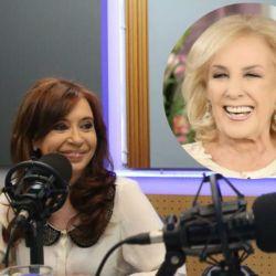 Cristina Kirchner-Mirtha Legrand