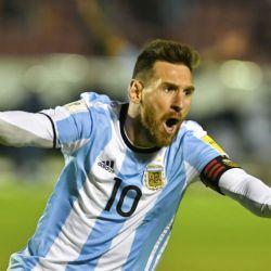 Lio Messi-Rusia 2018