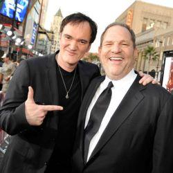 Quentin+Tarantino+Harvey+Weinstein