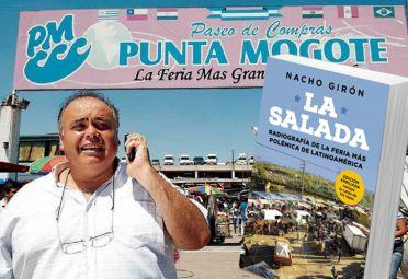 """Nacho Girón, periodista (Telefe y Radio Delta 90.3), y autor del libro """"La Salada"""", cuenta las últimas infidencias de la causa."""
