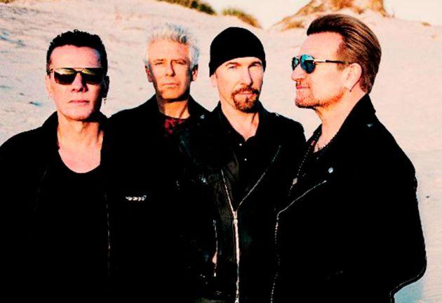 U2 retrasa su concierto para transmitir el juego de Argentina