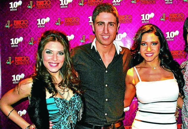Tres modelos revelaron nombres de clientes — Prostitución VIP
