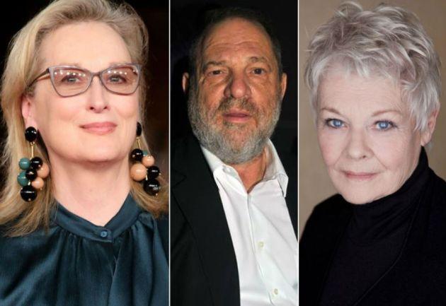 Tras denuncias por acoso sexual, la junta directiva despidió a Harvey Weinstein
