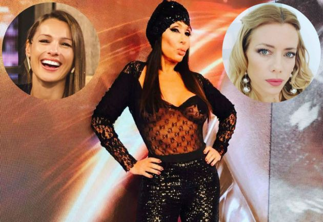 Moria, durísima con Pampita y Nicole:
