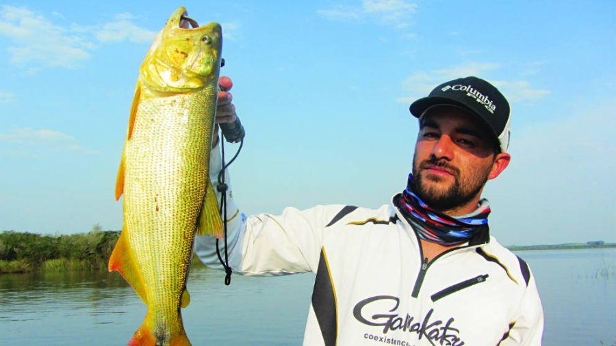 Pesca DORADOS Farrapos Uruguay (4)