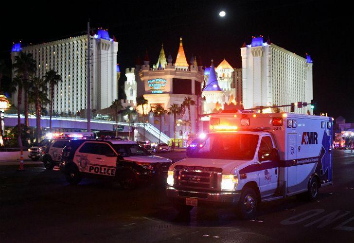 Tiroteo fatal en un festival de Las Vegas.