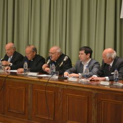 Members of the Argentine Synod meet at a conference this week.