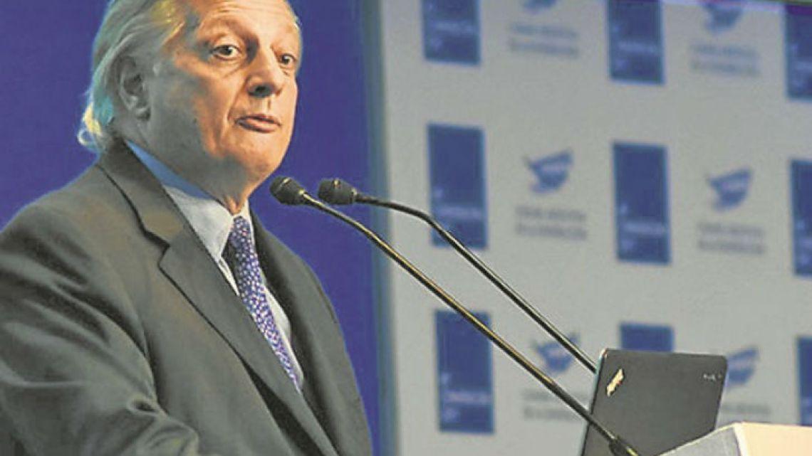 Energy and Mining Minister Juan José Aranguren.