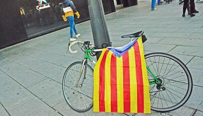 Bicicleta. El anhelo recorre amplias capas de la sociedad catalana.