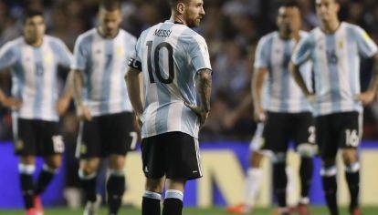 Si la Selección no va al Mundial, la AFA dejará de ganar unos u$s 20 millones.