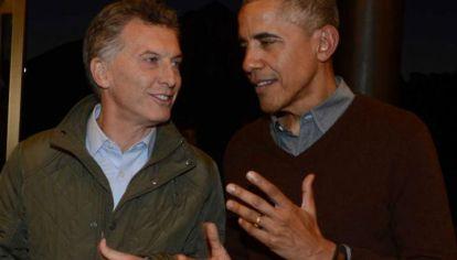 Química. Dos figuras políticas con muy buena relación.
