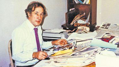 Hombre de honor. El periodista en tiempos de dictadura militar, como director del Buenos Aires Herald, supo ser la voz de denuncia de lo que estaba pasando en nuestro país.