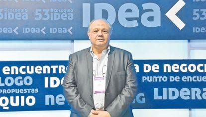 Gerente. El hombre de la firma alemana, en IDEA.