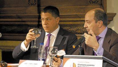 Socios. Nicolás y Roberto Dromi, centrales en el negocio.