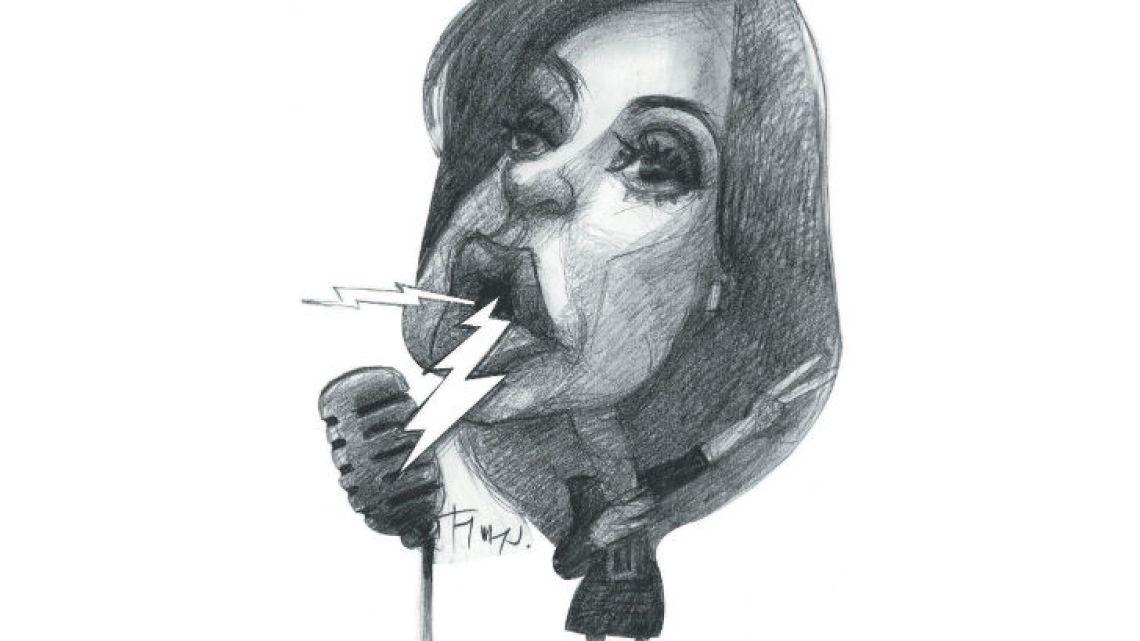 Cristina Fernández de Kirchner.