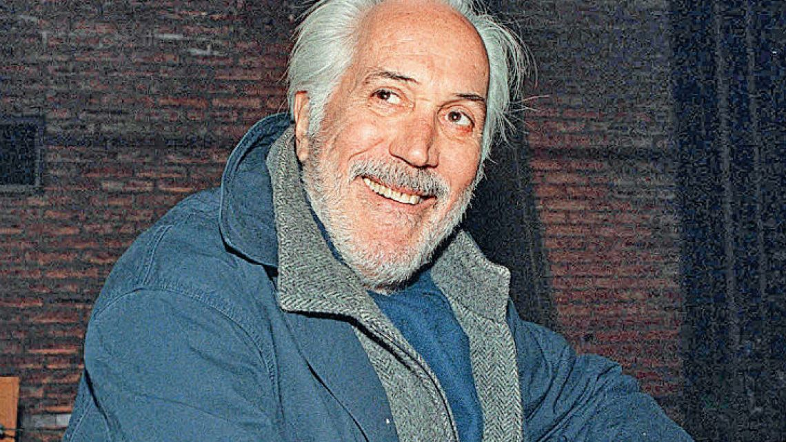 Federico Luppi became a household name after starring in El romance del Aniceto y la Francisca (1966), by famed director Leonardo Favio.