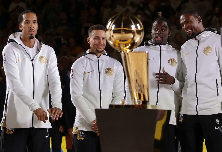 "Warriors, uno de los ""superequipos"" de la NBA"