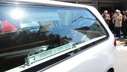 Los restos del consagrado actor fueron velados en una cochería de Palermo y reposan en el Cementerio de la Chacarita.