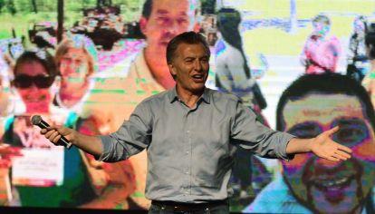 Discurso de Mauricio Macri en el Bunker Cambiemos