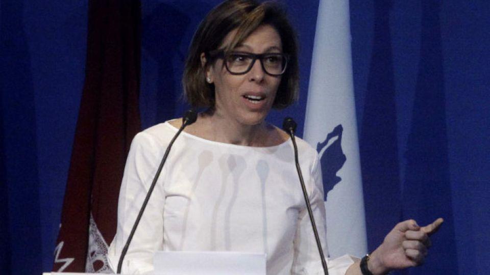 La directora de la Oficina Anticorrupción (OA), Laura Alonso.