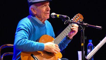Fue un hombre de ideología dura, pero también un músico exquisito.