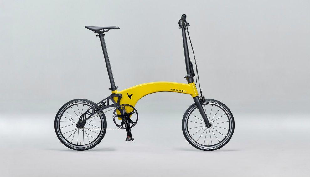 Así es la bici plegable más liviana del mundo | Weekend