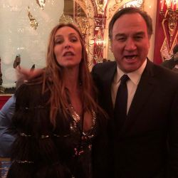 Analia Franchin-Jim Belushi