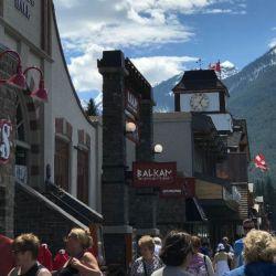 Banff pueblo