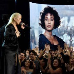 Christina Aguilera-Whitney Houston