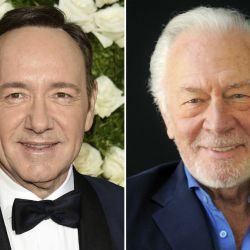 Kevin Spacey-Christopher Plummer