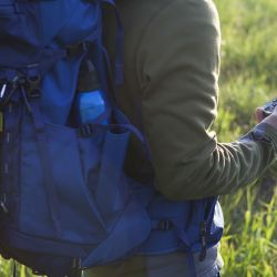 Sistema Switch 10 USB Multi Tool Kit vargando un GPS