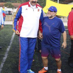 Venezuela Maradona