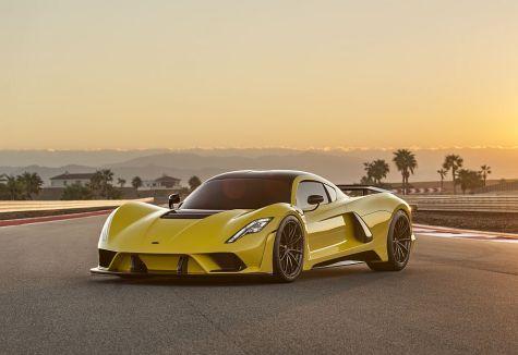 Este es el nuevo carro más rápido del mundo
