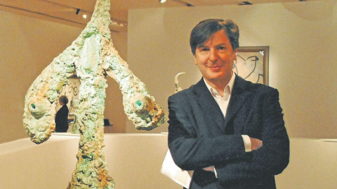 MNBA director Andrés Duprat.