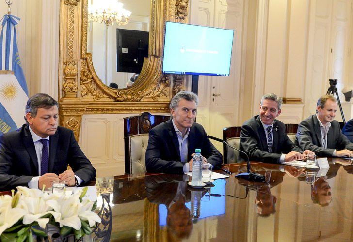 Las claves de la discusión de Macri con los gobernadores