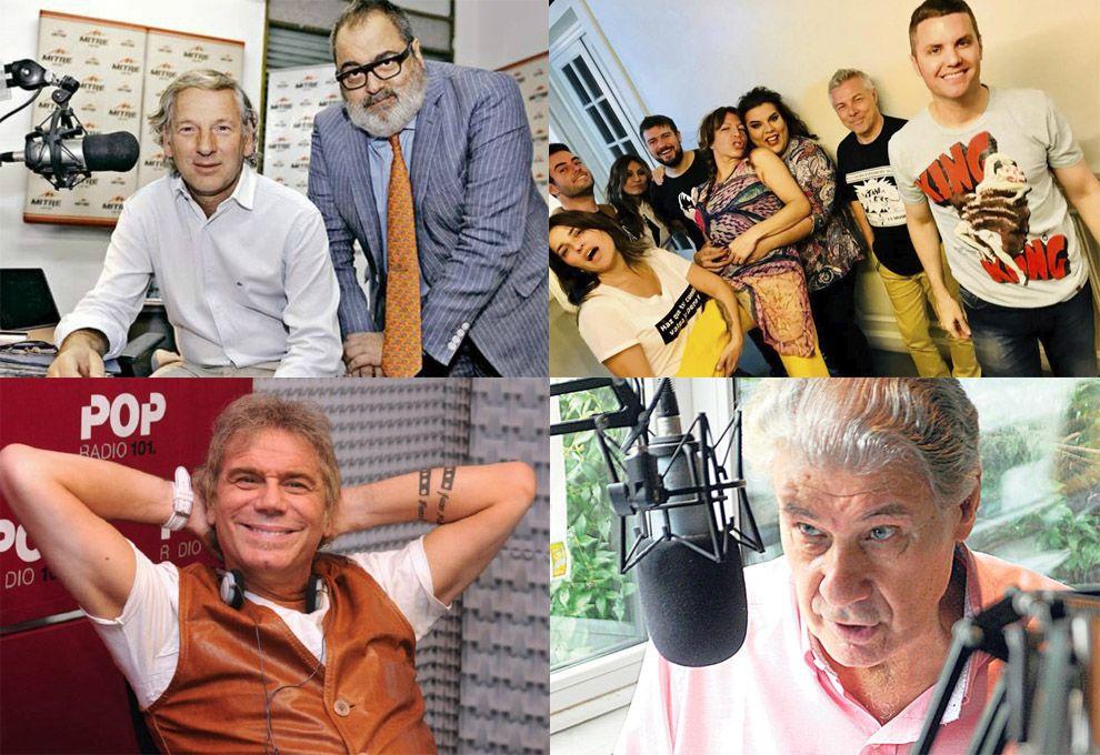 Radios octubre 2017