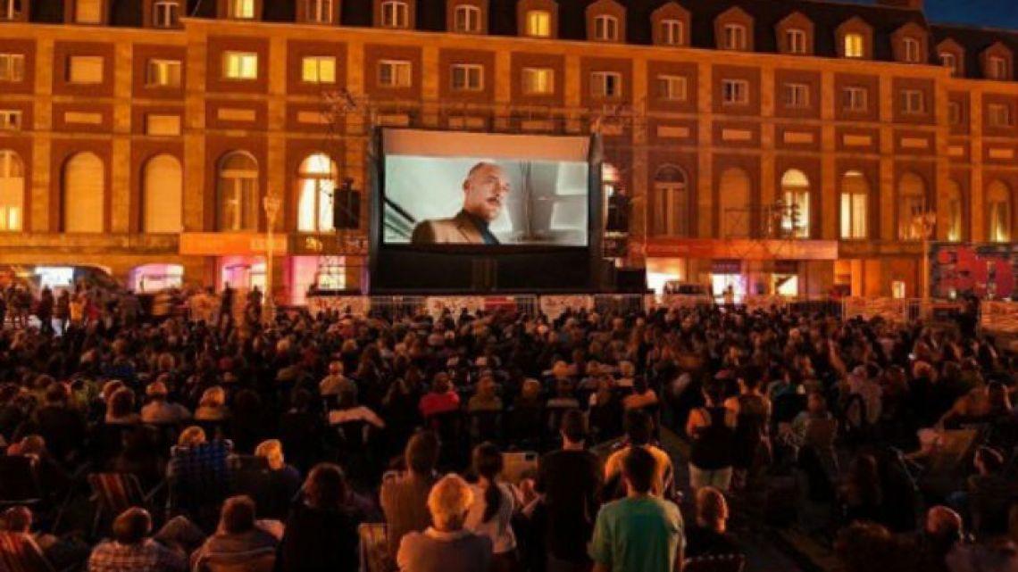 Mar del Plata Film Festival.