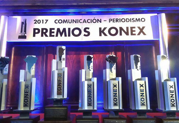 Se entregan los Premios Konex 2017 en la Facultad de Derecho