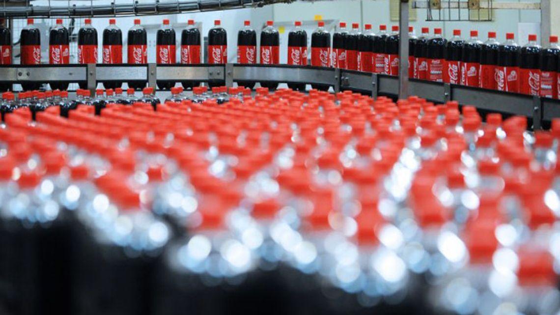 Coca Cola.